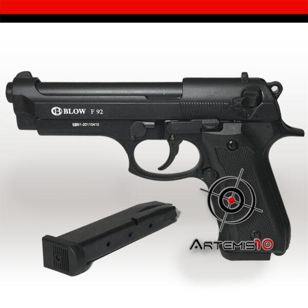 Blow F92 negro
